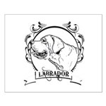 Labrador Retriever Small Poster
