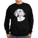 Dachsund Sweatshirt (dark)