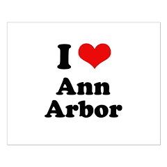 I love Ann Arbor Posters