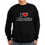 I love Phoenix Sweatshirt (dark)