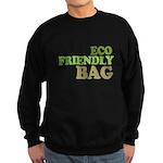 Eco Friendly Bag Sweatshirt (dark)
