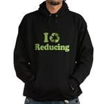 I Love Reducing Hoodie (dark)