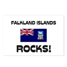 Falkland Islands Rocks! Postcards (Package of 8)