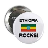 "Ethiopia Rocks! 2.25"" Button"