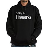 Plays With Fireworks Hoody
