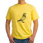 American Show Racer Yellow T-Shirt