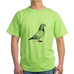American Show Racer Green T-Shirt