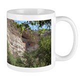 Unique Cliff dwelling Mug