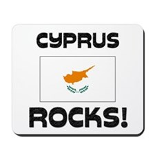 Cyprus Rocks! Mousepad