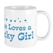 Loves Kentucky Girl Mug