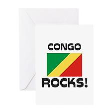 Congo Rocks! Greeting Card