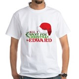 Edward for Christmas Shirt