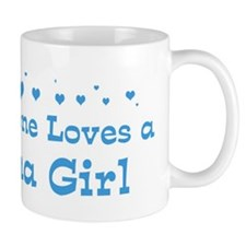 Loves Lima Girl Mug