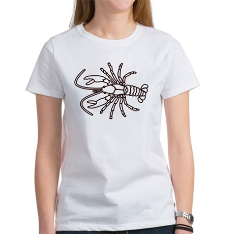 Crawfish White Women's T-Shirt