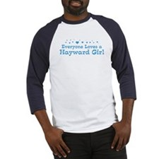 Loves Hayward Girl Baseball Jersey