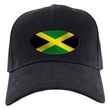 Jamaican Flag Baseball Hat