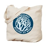 Begins At Home Tote Bag