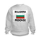Bulgaria Rocks! Sweatshirt