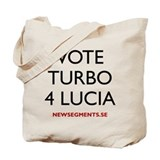 Turbo 4 Lucia Tote Bag