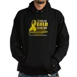 Gold For My Granddaughter Hoodie