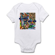 my world Infant Bodysuit