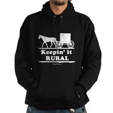 Keepin' it rural ~ Hoodie