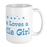 Loves Vacaville Girl Mug