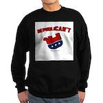 Republican't - Sweatshirt (dark)