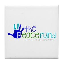 Peace Fund Tile Coaster