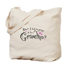 Cute Too young Tote Bag