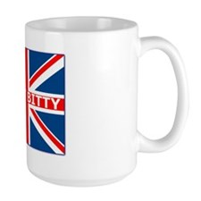 Great bitty UK flag Mug