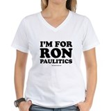 I'm for Ron Paulitics Shirt