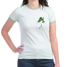 Pocket Pal Frog - Any Initial/Name T