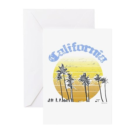 California Sun ~ Greeting Cards (Pk of 20)