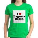 I Love Laguna Beach ~ Tee