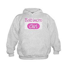 Baltimore girl Hoodie