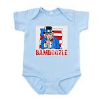 Uncle Sam Bamboozle Infant Creeper