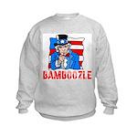 Uncle Sam Bamboozle Kids Sweatshirt