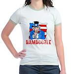 Uncle Sam Bamboozle Jr. Ringer T-Shirt
