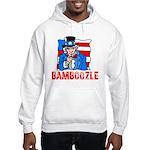 Uncle Sam Bamboozle Hooded Sweatshirt