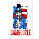 Uncle Sam Bamboozle Postcards (Package of 8)