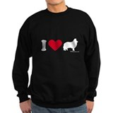 I Love my Sheltie ~ Sweatshirt