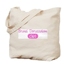 Brunei Darussalam girl Tote Bag