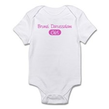 Brunei Darussalam girl Infant Bodysuit