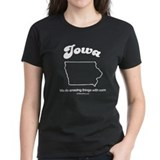 Cute Idaho map Tee