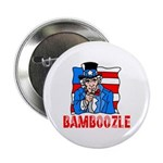 Uncle Sam Bamboozle Button