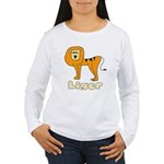 Liger Women's Long Sleeve T-Shirt