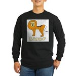 Liger Long Sleeve Dark T-Shirt