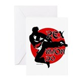 Rex Kwon Do ~ Greeting Cards (Pk of 20)