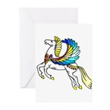 Pegasus Greeting Cards (Pk of 20)